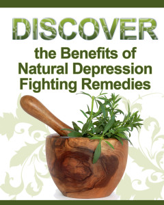 Natural Depression Fighting Remedies